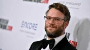 Seth Rogen claims Snoop Dogg made six women dance around him as he wrote a verse for this is the song of the end