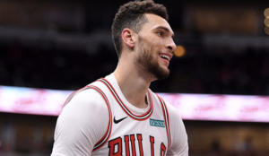 NBA – Zach LaVine makes the front page of the tabloids for a wacky story