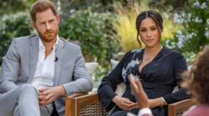 The symbolism behind Meghan Markle makeup in the interview with Oprah