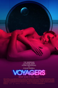 Panic and paranoia in the first trailer for new sci-fi thriller 'Voyagers'