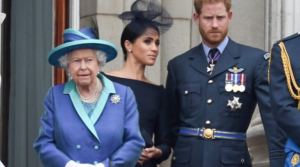 Queen Elizabeth Her initiative to improve her relationship with Harry and Meghan