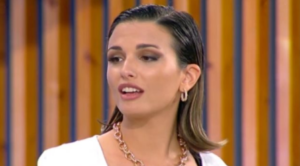 New love for Katerina Lioliou after Petros Costopoulos