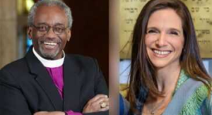 Bishop Michael Curry reacts to recent Harry and Meghan TV interview