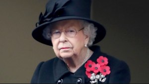 The royal dress code of mourning