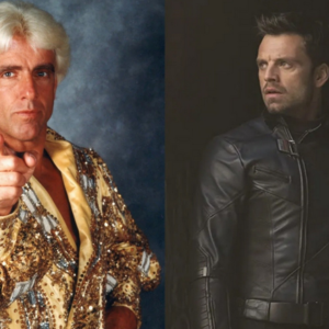 Sebastian Stan wants to play Ric Flair in a biopic