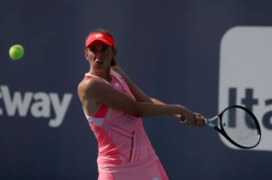 """Elise Mertens pushes through to quarter-finals in Istanbul: """"Hard fought"""""""