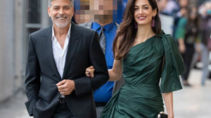 George Clooney | How did he respond to the rumors that his marriage was going through a crisis?
