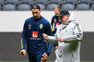"National coach of Sweden sees Zlatan at the World Cup in Qatar: ""If he is fit and motivated, why not?"""