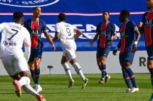 Jonathan David match winner in top match against PSG, Neymar takes red in heated final phase