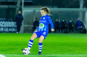 The Tour of Women's Football Country, part 6: Gent Ladies on a point from Standard