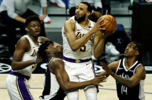 Battered Lakers face defeat in city derby against Clippers