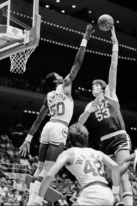 Former NBA All-Star Mark Eaton Dies At Age 64 After Fall During Bike Ride