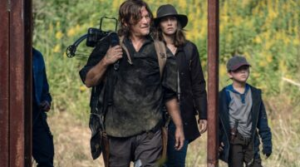 """The final season of """"The Walking Dead"""" will feature """"many zombies"""""""