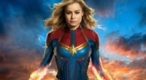 Will Brie Larson stop being Captain Marvel and already have a replacement?