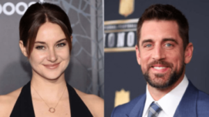 Shailene Woodley and Aaron Rodgers moved in together almost immediately after their relationship began
