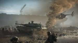 Battlefield 2042 does not have a single player campaign on PS5, PS4