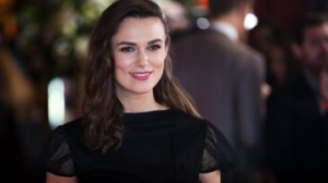 Keira Knightley shares her thoughts on the issue of harassment