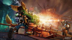 Ratchet & Clank: Rift Apart PS5 launch trailer is pure hype